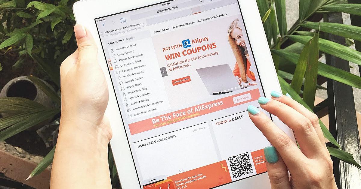 Buy Thousands of Smartphones with AliExpress app