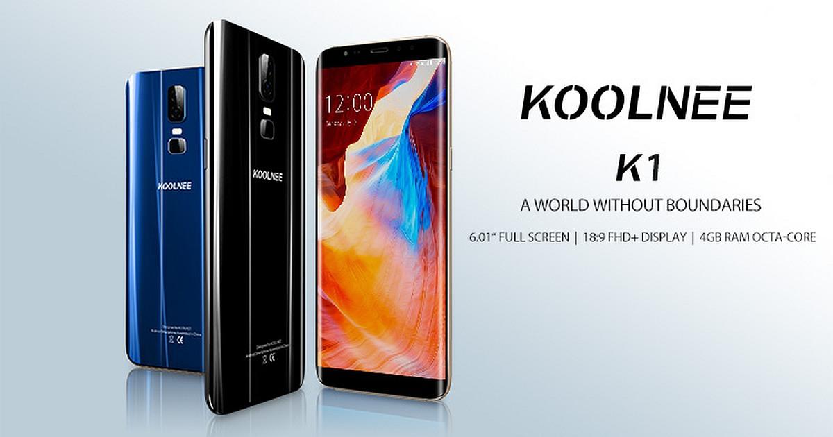 Koolnee K1 Smartphone on AliExpress.com